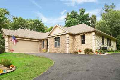 Evansville Single Family Home For Sale: 7603 N Antler Ct