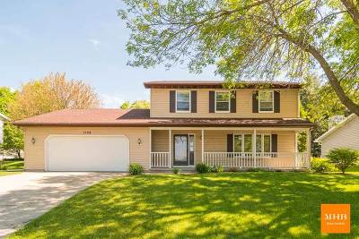Stoughton Single Family Home For Sale: 1508 Roby Rd