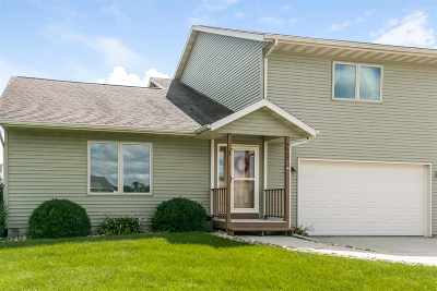 Green County Condo/Townhouse For Sale: N8868 Hannah Rd