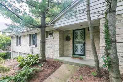 Madison Single Family Home For Sale: 4169 Cherokee Dr