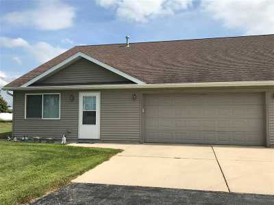 Green County Condo/Townhouse For Sale: N2336 Bethel Rd #1
