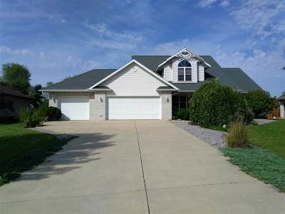 Jefferson County Single Family Home For Sale: 1157 Hillebrand Dr