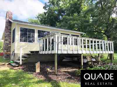 Dodge County Single Family Home For Sale: W11437 County Road Aw