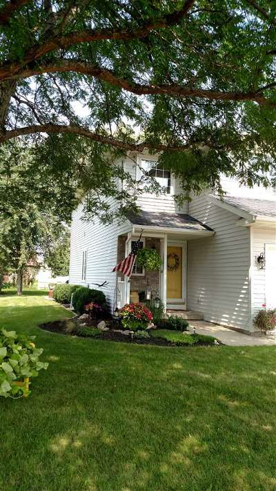 Stoughton Single Family Home For Sale: 1600 Moline St
