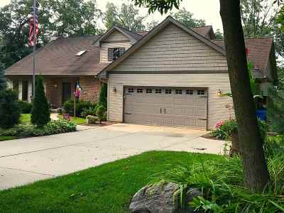 McFarland Single Family Home For Sale: 4129 Lookout Tr