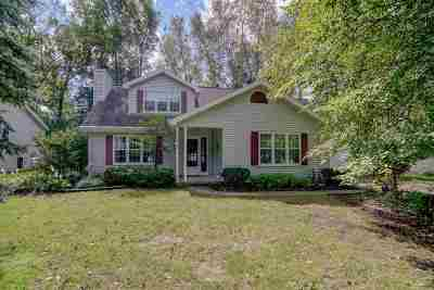Madison Single Family Home For Sale: 4509 Deerwood Dr