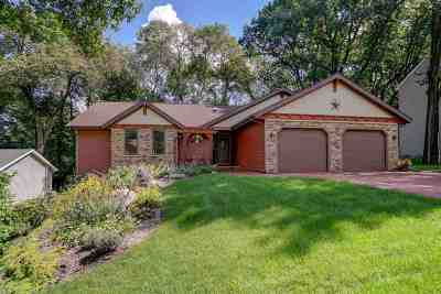 McFarland Single Family Home For Sale: 6111 Rivercrest Dr