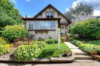Madison Single Family Home For Sale: 521 Elmside Blvd