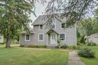 Cottage Grove Single Family Home For Sale: 149 W Reynolds St