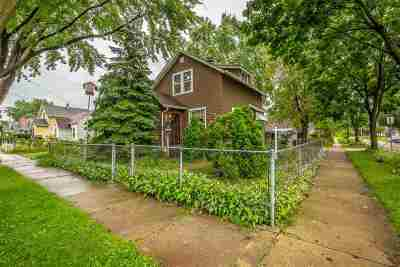 Madison Single Family Home For Sale: 3201 Thorp St