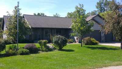 Sauk County Single Family Home For Sale: 195 Lufoster Ln