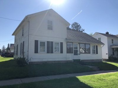 Green County Single Family Home For Sale: 1202 23rd Ave