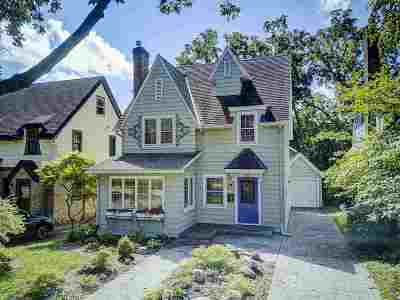 Madison Single Family Home For Sale: 1815 Regent St