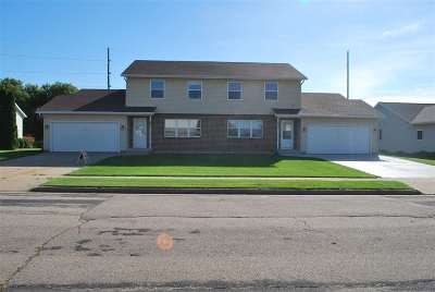 Dane Multi Family Home For Sale: 231-233 North St