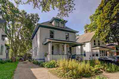 Madison Single Family Home For Sale: 2317 Sommers Ave