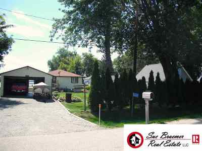 Dodge County Single Family Home For Sale: W9505 Stone Ledge Rd