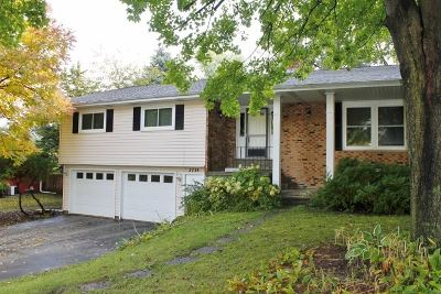 Fitchburg Single Family Home For Sale: 2734 Tower Hill Dr