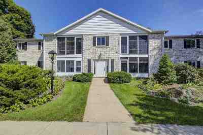 Madison Condo/Townhouse For Sale: 1502 Wheeler Rd #G