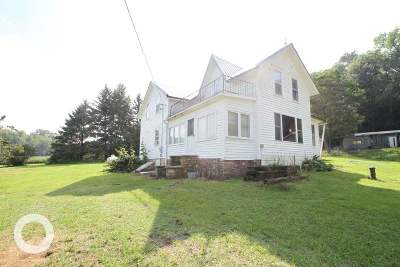 Sauk County Single Family Home For Sale: S8103 Dale Rd