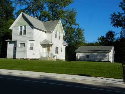 Jefferson County Single Family Home For Sale: 662 W Madison St