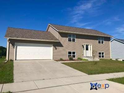 Sauk County Single Family Home For Sale: 112 Dessa Rain Dr