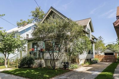 Madison Single Family Home For Sale: 517 Clemons Ave