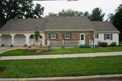 Sauk County Single Family Home For Sale: 222 Madison St