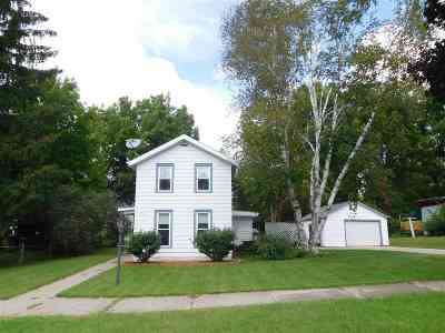 Sauk County Single Family Home For Sale: 315 5th St
