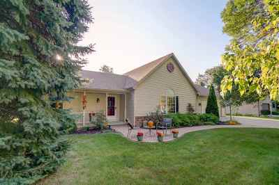 McFarland Single Family Home For Sale: 5109 Valley Dr