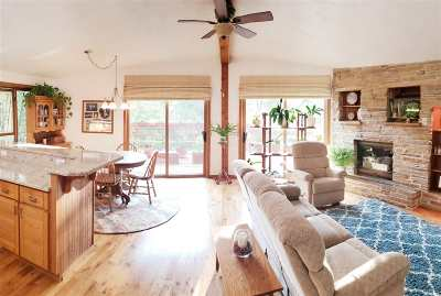 Wisconsin Dells Single Family Home For Sale: S874 Christmas Mountain Dr
