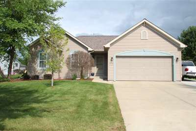 Jefferson County Single Family Home For Sale: 322 Stonefield Dr
