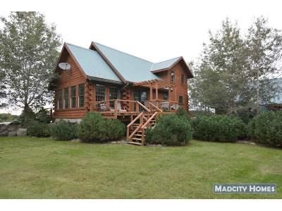 Evansville Single Family Home For Sale: 10047 W Wheeler Rd