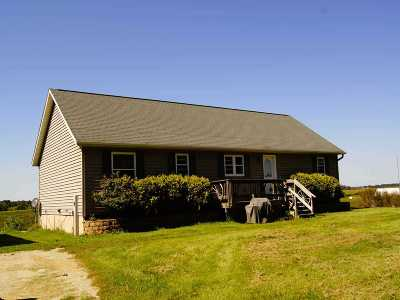 Dodge County Single Family Home For Sale: N5923 S Crystal Lake Rd