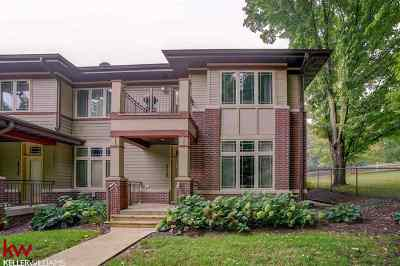 Middleton Condo/Townhouse For Sale: 8730 Old Sauk Rd