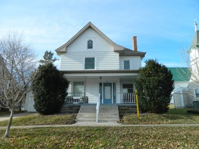 Green County Single Family Home For Sale: 607 2nd St