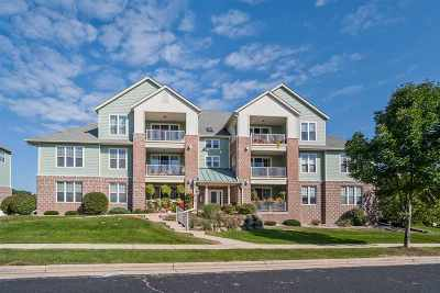 Fitchburg Condo/Townhouse For Sale: 5460 Caddis Bend #203