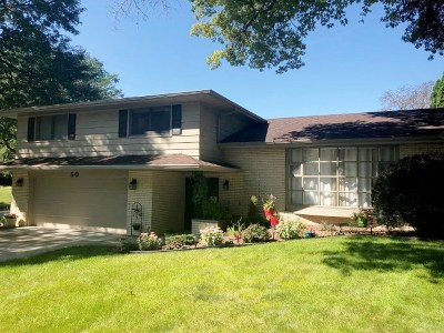 Janesville Single Family Home For Sale: 50 Campus Ln