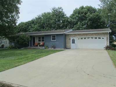 Green County Single Family Home For Sale: 527 Eisenhower Ct