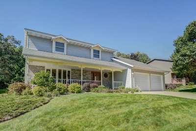 Fitchburg Single Family Home For Sale: 2641 Cambrian Cir