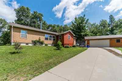 Sauk County Single Family Home For Sale: E9351 Dellwood Rd