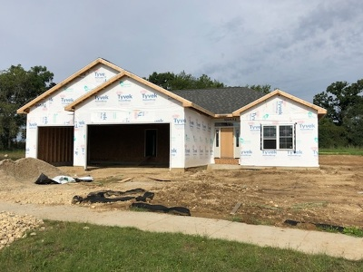 Rock County Single Family Home For Sale: 3489 Joshua Dr