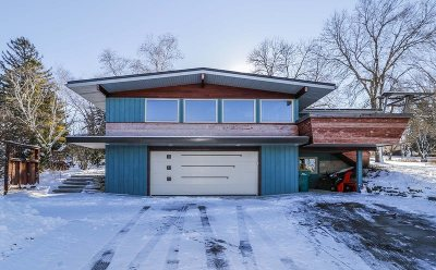 Mount Horeb WI Single Family Home For Sale: $395,000