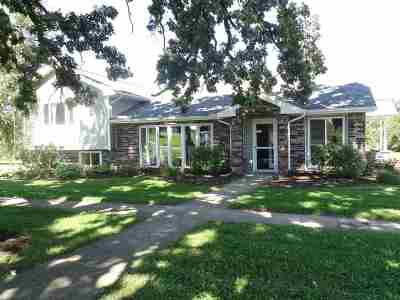 Rock County Single Family Home For Sale: 2317 Finley Rd