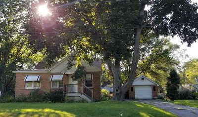 Madison Single Family Home For Sale: 4720 Camden Rd