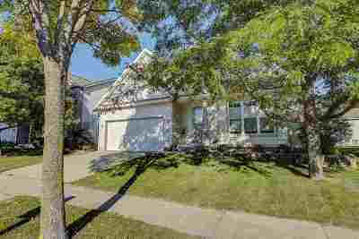 Madison Single Family Home For Sale: 1245 Twinleaf Ln