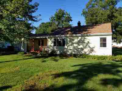 Green County Single Family Home For Sale: 503 E 5th Ave