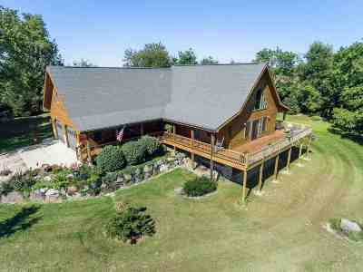 Columbia County Single Family Home For Sale: N4248 Hwy 146