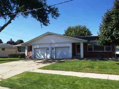 Green County Multi Family Home For Sale: 1309 28th Ave
