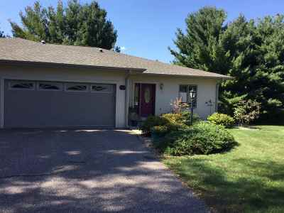 Sauk County Condo/Townhouse For Sale: 532 Spring Creek Cir