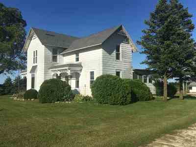 Rock County Single Family Home For Sale: 2834 N Hwy 213